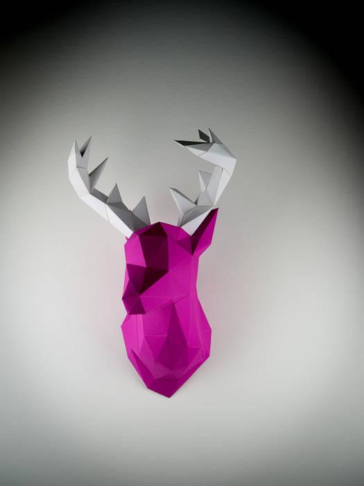 Papertrophy Elk p/w von Papertrophy Ausgefallen