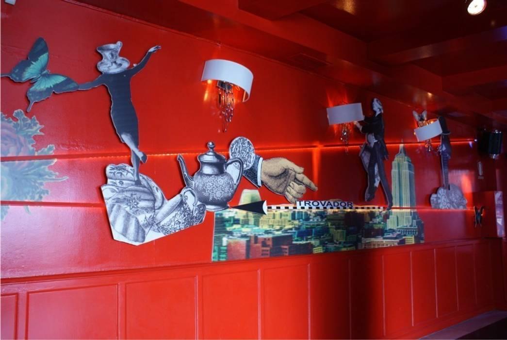 moreandmore design Modern gastronomy