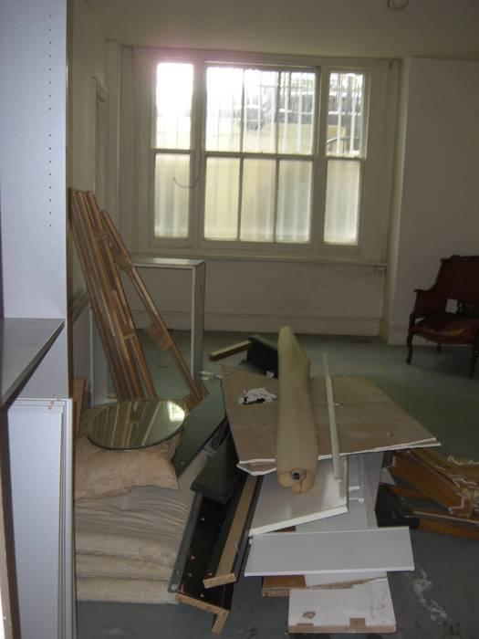 Before - Living Room por homify