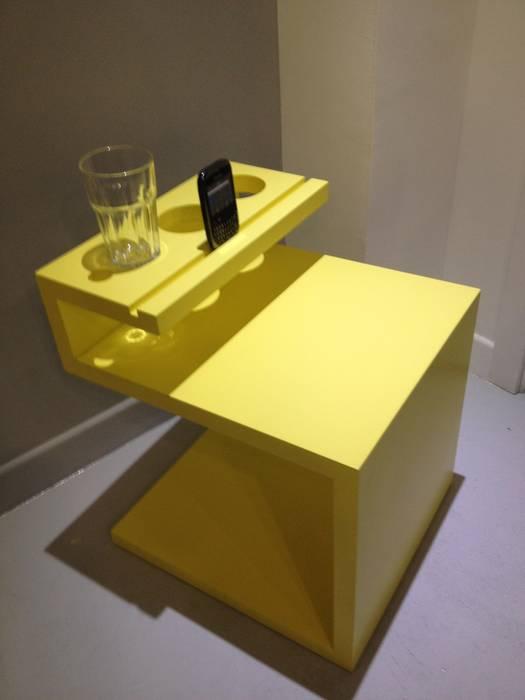 POUF-T di T_C_Interior_Design___ Moderno