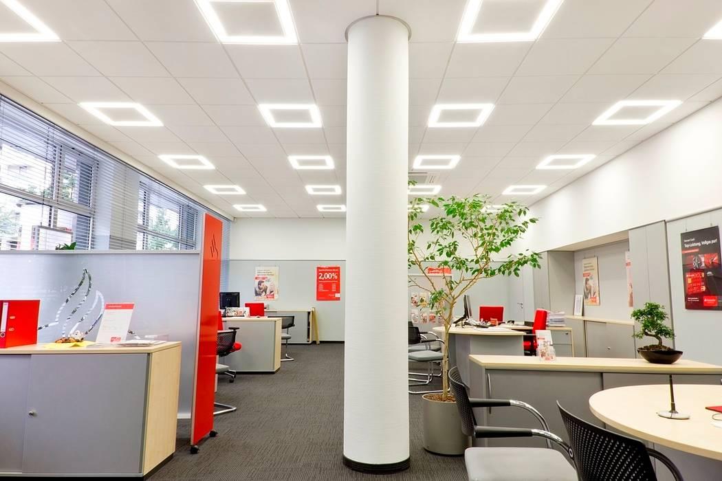 Santander bank mannheim   deutschland: bürogebäude von baierl ...