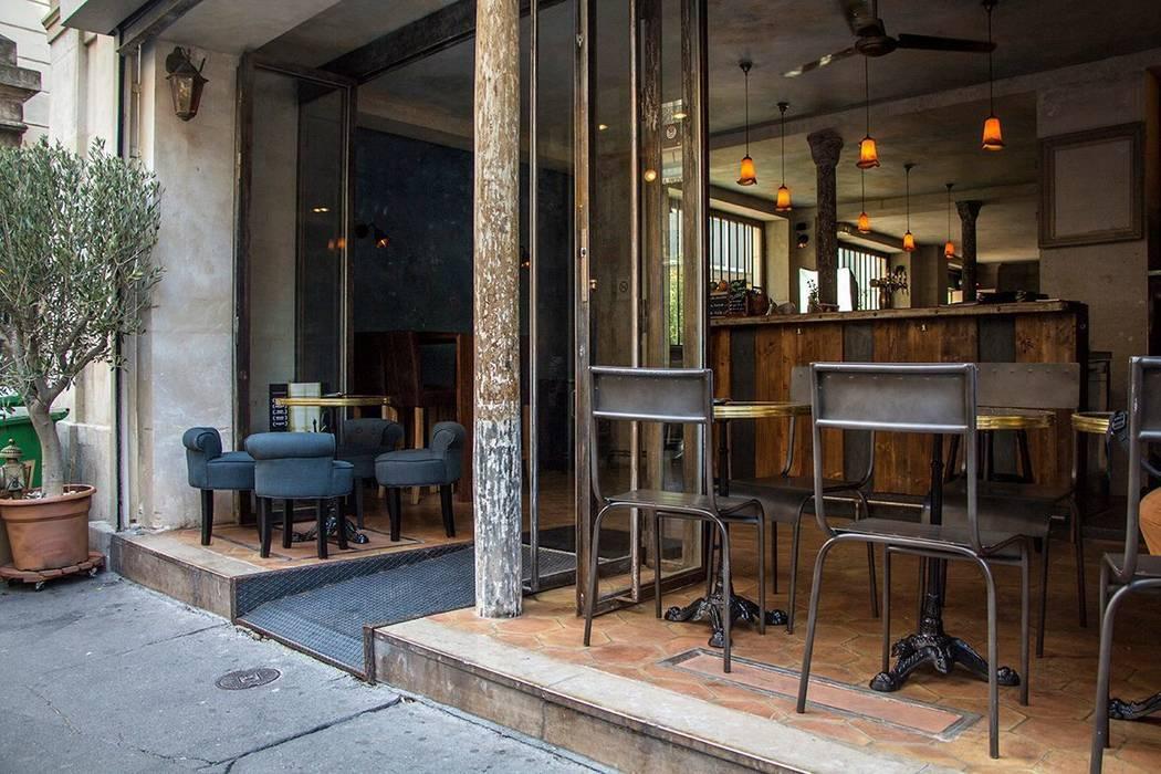 La Popina, bar à vin, Paris: Restaurants de style  par Ardamez