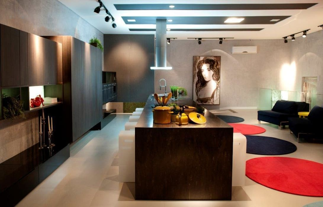 Eclectic style kitchen by ArchDesign STUDIO Eclectic