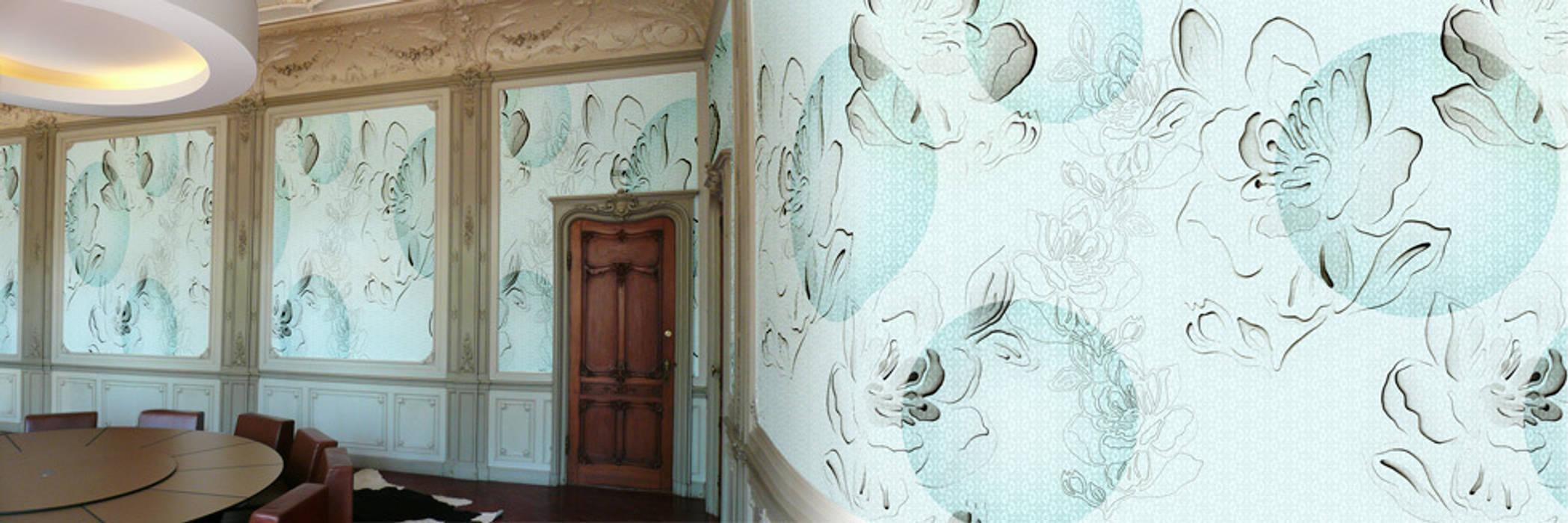 Muurbloem Design Studio_Collection Senses_FirstLook_IBL: modern  door Muurbloem Design Studio, Modern