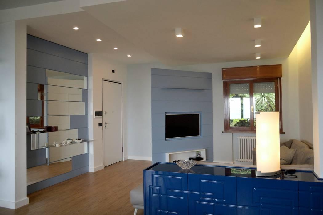 soggiorno moderno laccato soggiorno in stile di