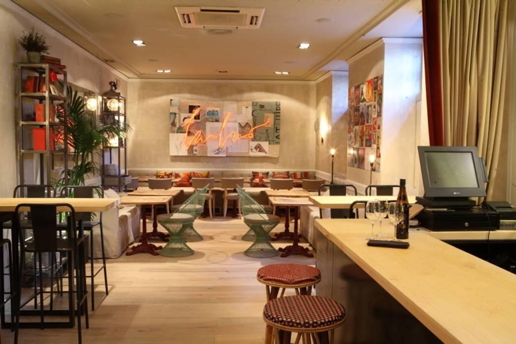 Locales gastronómicos de estilo  de Tarimas de Autor