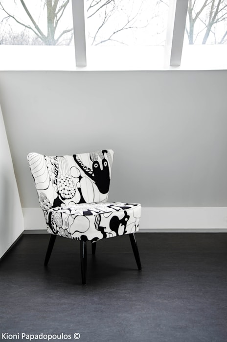 Ton Altena Architect Dressing roomSeating