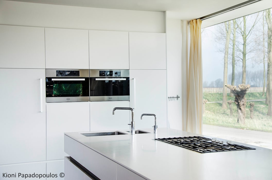 Ton Altena Architect Cucina moderna