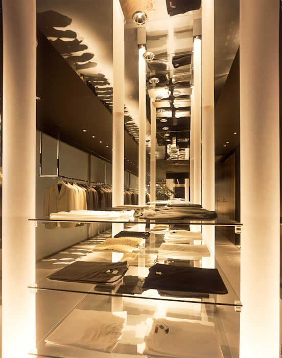 Shigeo Nakamura Design Office Offices & stores