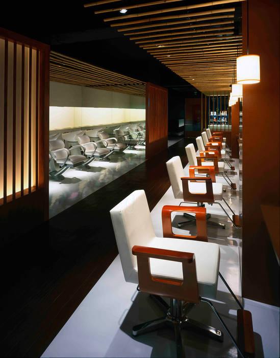 Cut seat-2 の Shigeo Nakamura Design Office 和風