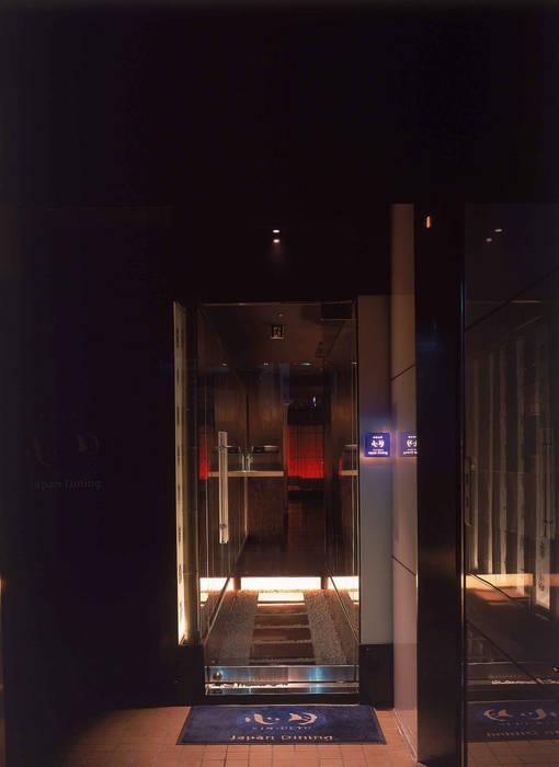 Entrance-1: Shigeo Nakamura Design Officeが手掛けたオフィススペース&店です。,和風