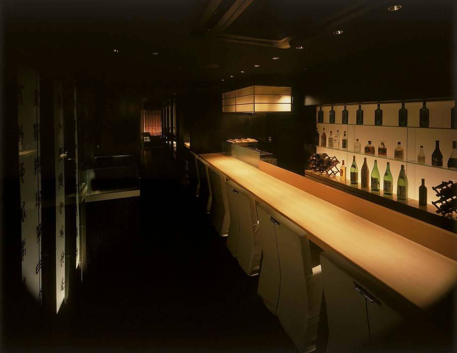 Counter seat: Shigeo Nakamura Design Officeが手掛けたオフィススペース&店です。