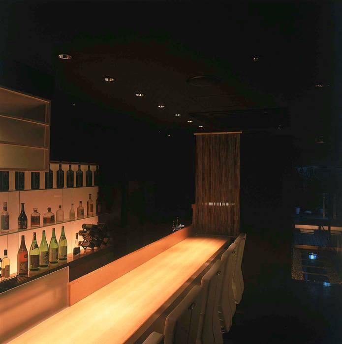 Counter seat-3: Shigeo Nakamura Design Officeが手掛けたオフィススペース&店です。