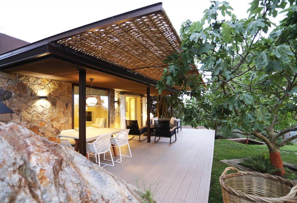 منازل تنفيذ dom arquitectura