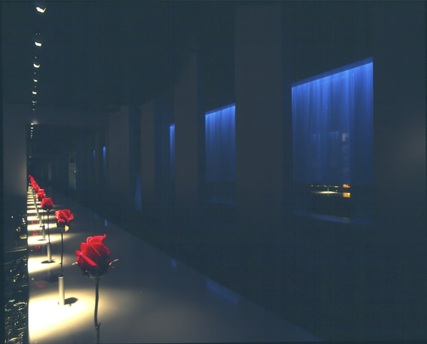 Bar counter-2 の Shigeo Nakamura Design Office モダン