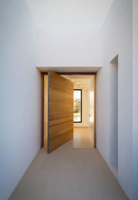 Vivienda Avilés-Ramos Casas de estilo moderno de Ceres A+D Moderno