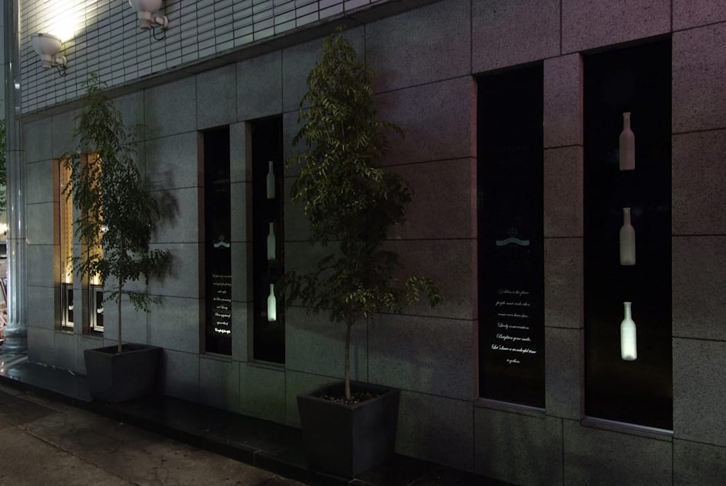 Lojas & Imóveis comerciais clássicos por Shigeo Nakamura Design Office Clássico