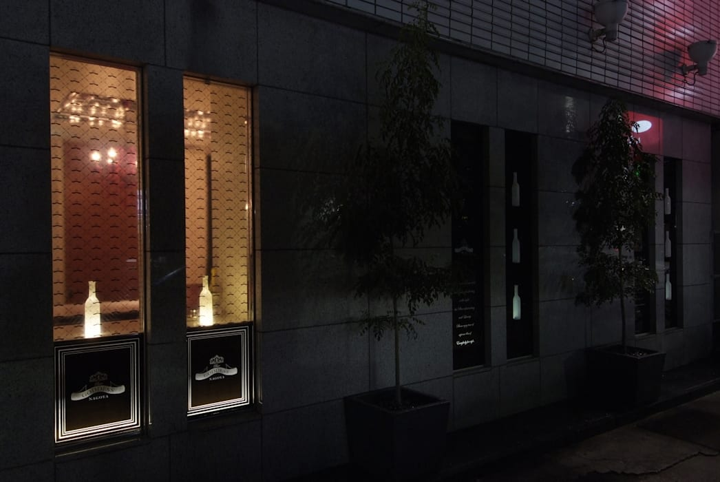 外構-2: Shigeo Nakamura Design Officeが手掛けたオフィススペース&店です。
