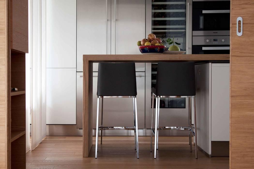 Dapur Modern Oleh davide petronici   architettura Modern