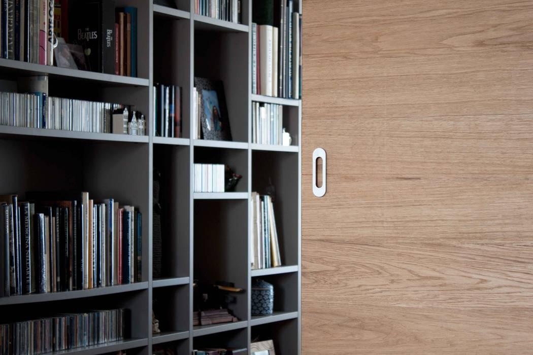 studio: Studio in stile in stile Moderno di davide petronici   architettura