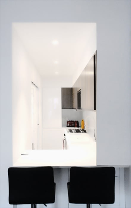 Kitchen:  Kitchen by Salvatore catapano Architects,