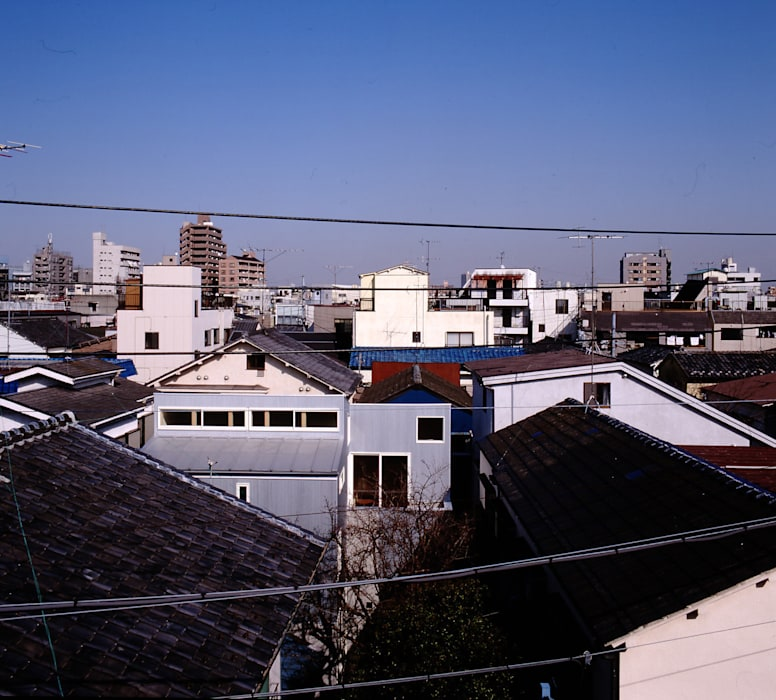 TAN 周辺環境 オリジナルな 家 の 濱嵜良実+株式会社 浜﨑工務店一級建築士事務所 オリジナル