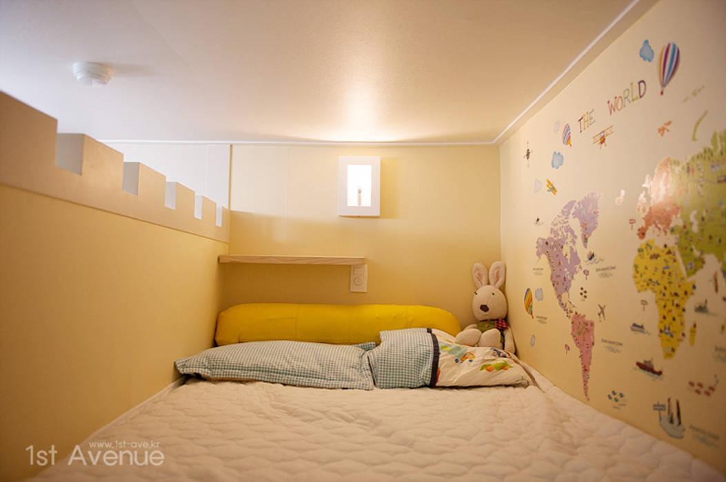 Nursery/kid's room by 퍼스트애비뉴