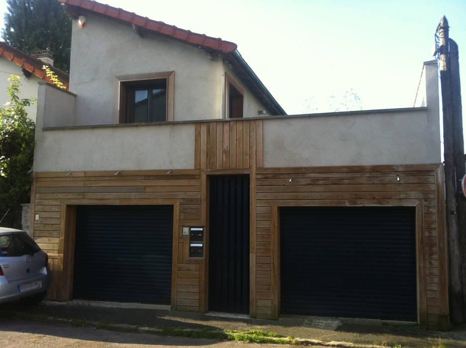 Garajes de estilo  por BuroBonus