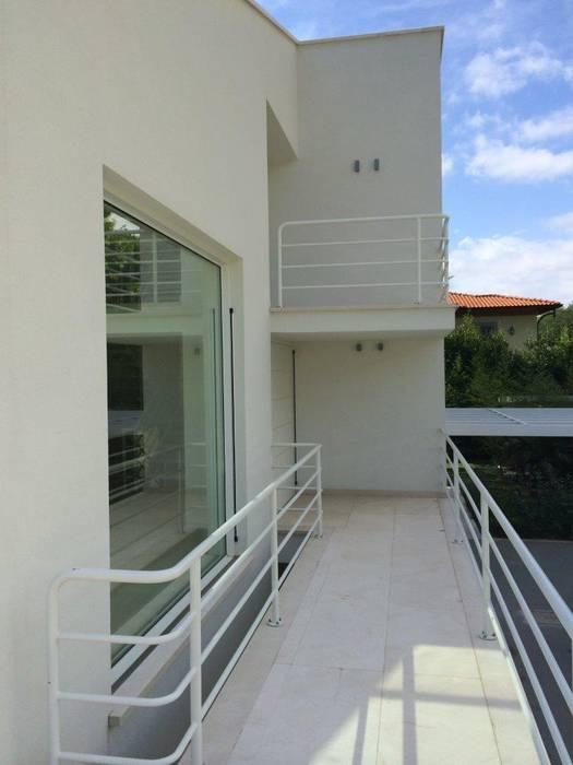 Villa Solaria, Forte dei Marmi (LU) Case in stile minimalista di Michelangelo Chiti Architetto Minimalista