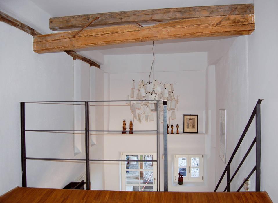 Diele Obergeschoss:  Flur & Diele von heidenreich architektur
