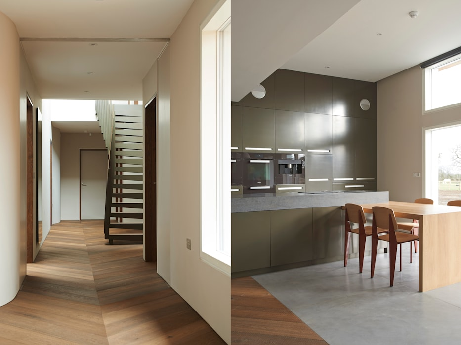 Interior:  Kitchen by Facit Homes,