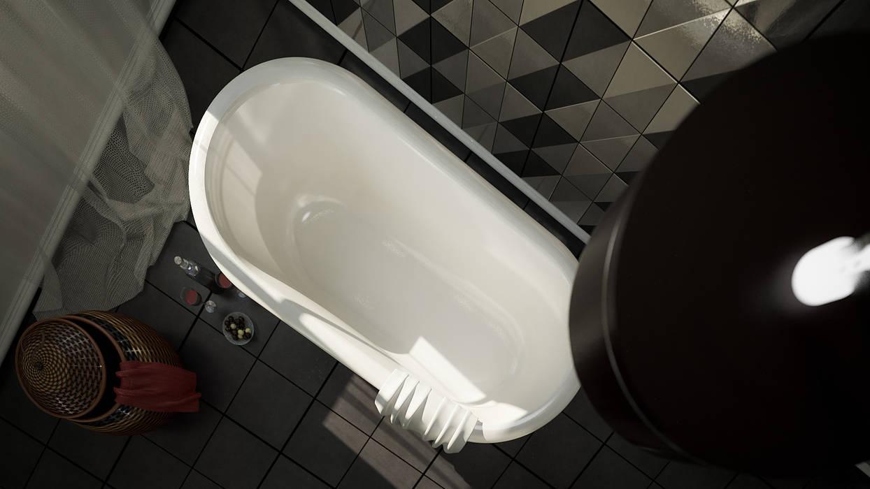 Interiors | Bathroom:  Bathroom by DesigniTures,