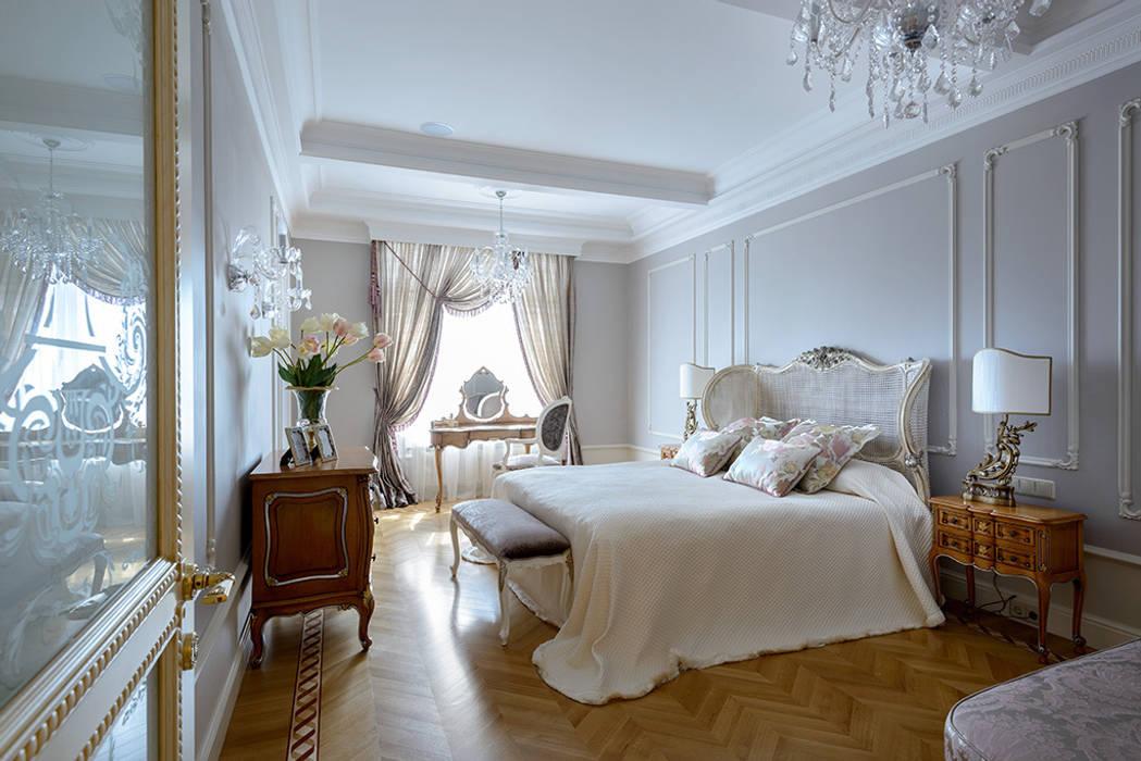 New classic: Спальни в . Автор – Omela