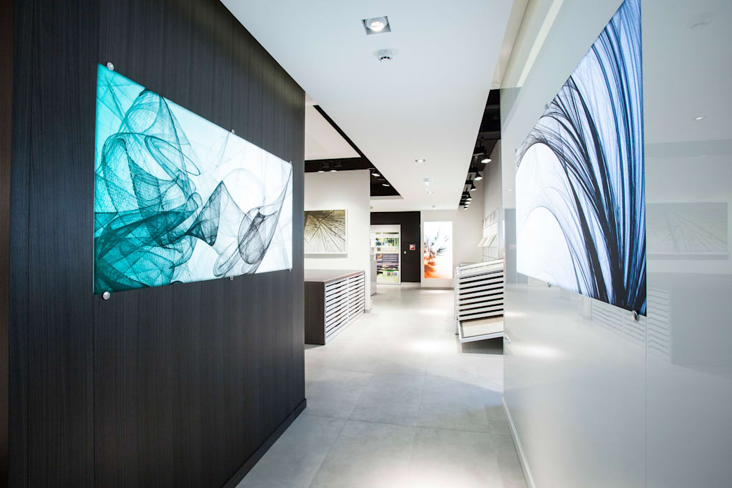 Offices & stores by Foschi & Nolletti Architetti