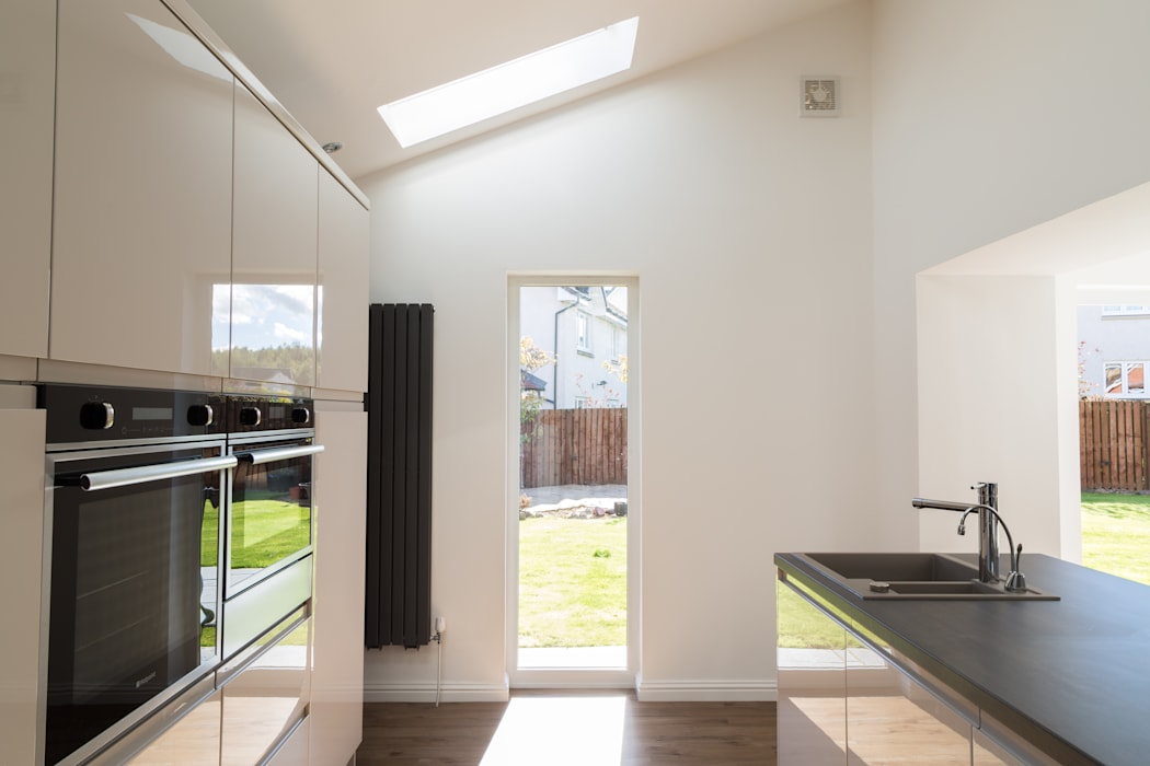 Stepps Extension by Claire McLuckie Architect
