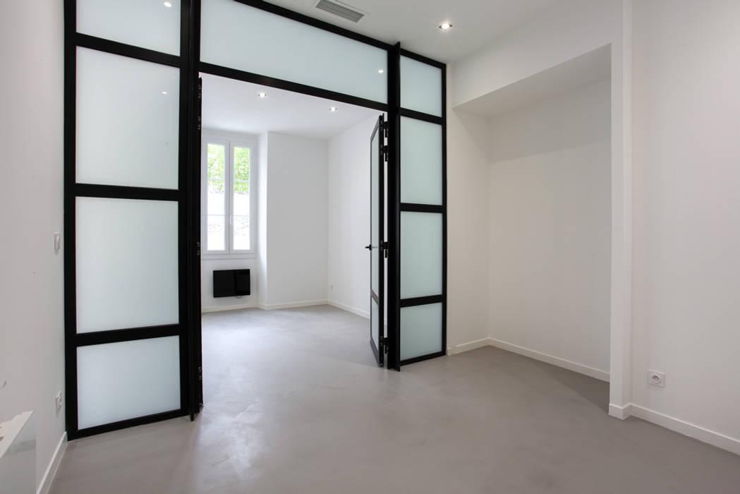 verrière Fenêtres & Portes modernes par ARCHIIMMO Moderne