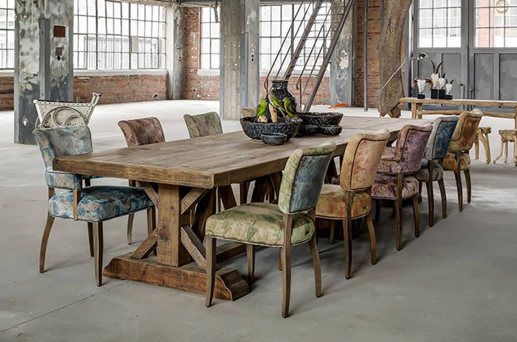 Esszimmer Möbel Vintage : Vintage möbel loft einrichtung esszimmer von matz möbel homify