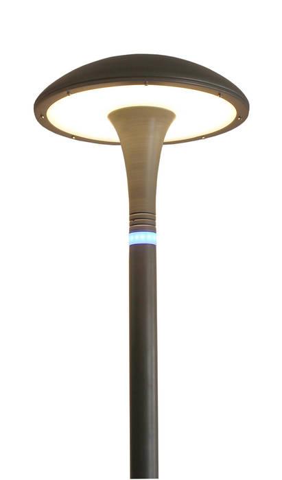 BAYTAŞ LIGHTING PROJECT CONTRACT MANUFACTURING INDUSTRY LTD. INC.CO. – STAR 60 (MANTAR DİREK):  tarz Bahçe, Akdeniz