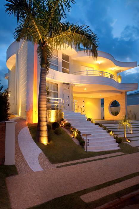 Casa Mercury Casas modernas por Arquiteto Aquiles Nícolas Kílaris Moderno