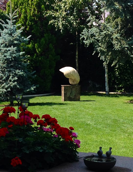 NAUTILUS – NAUTILADA:  tarz Bahçe, Modern