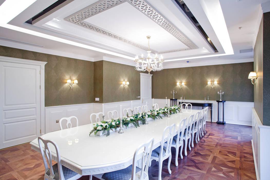 Nuevo Tasarım – Türkiye gençlik ve spor bakanlığı:  tarz Yemek Odası,