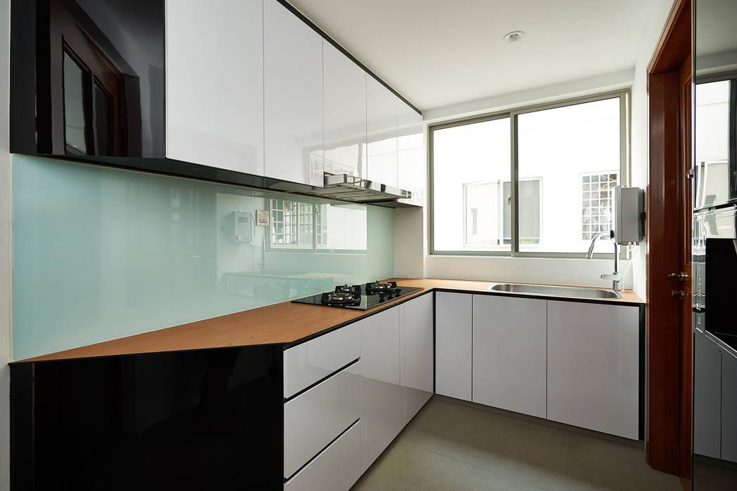 Cozinhas  por Eightytwo Pte Ltd, Moderno