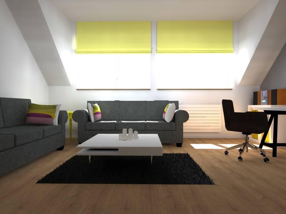 by ap. studio architektoniczne Aurelia Palczewska-Dreszler Industrial