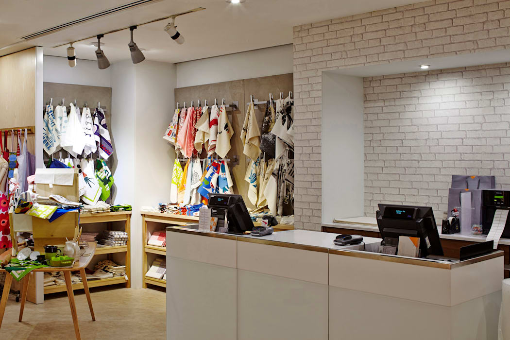 Heal's Flagship Store - Kitchen Department:  Commercial Spaces by Tendeter,