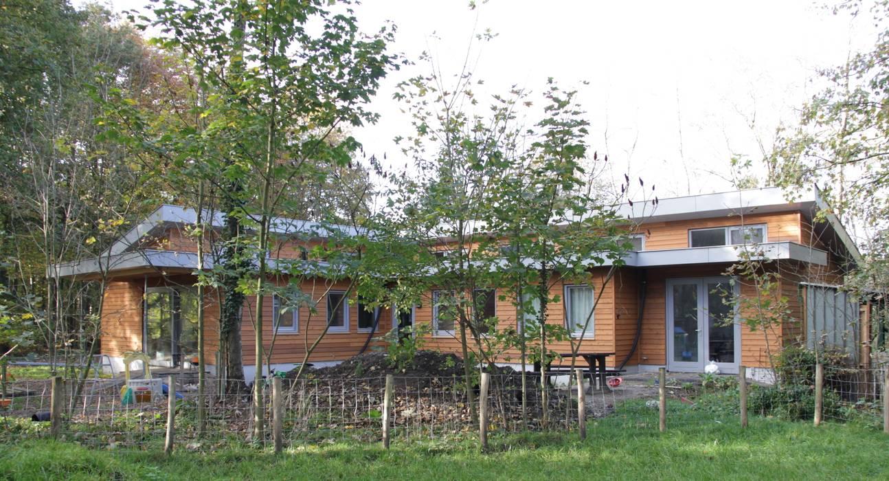 woonhuis in Uden:  Huizen door mickers architectuur