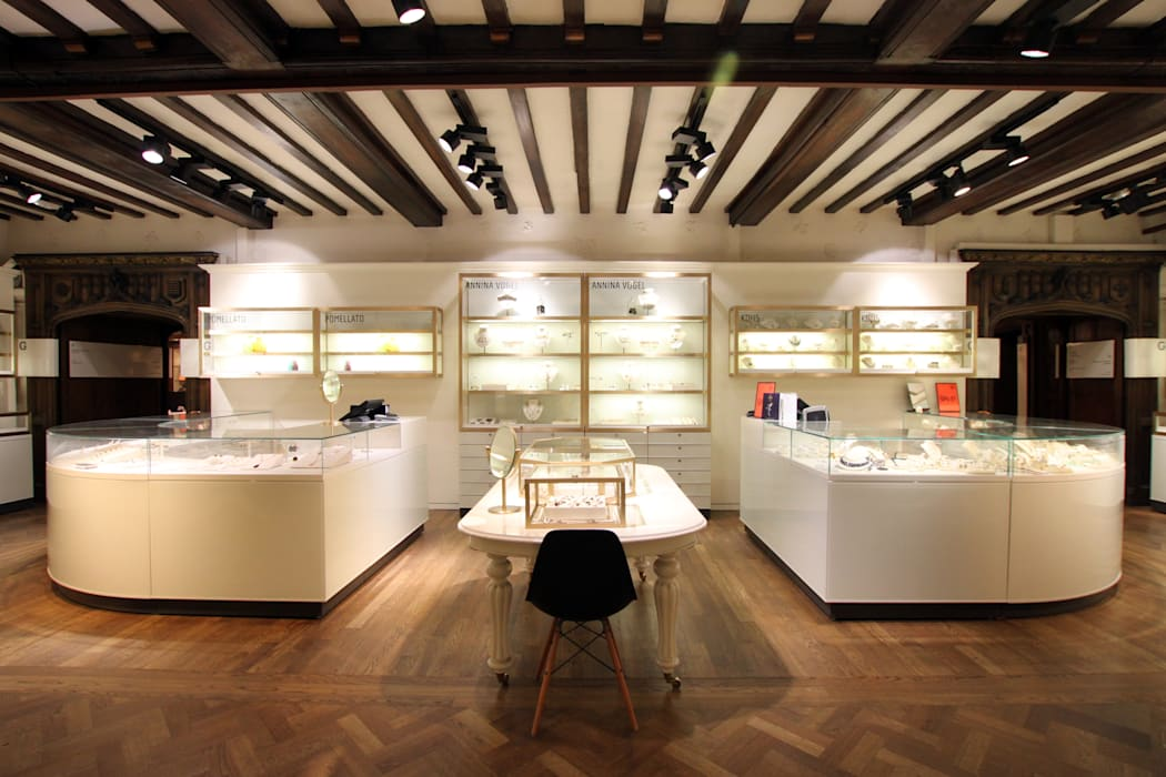 Liberty - Jewellery Emporium:  Shopping Centres by Tendeter,