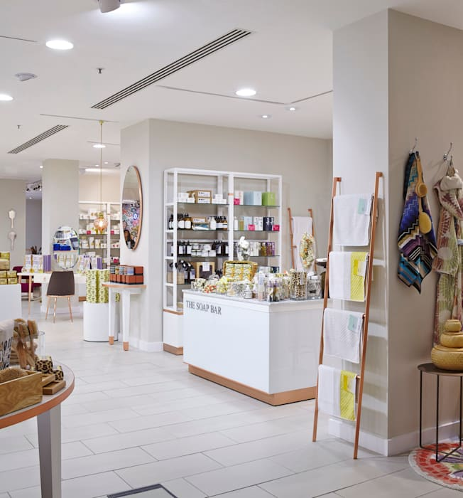​Heal's Flagship Store - Spa Department Modern shopping centres by Tendeter Modern
