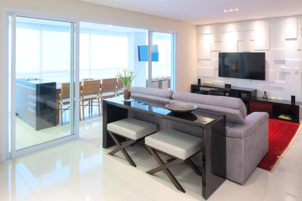 Sala de estar: Salas de estar  por ArkDek