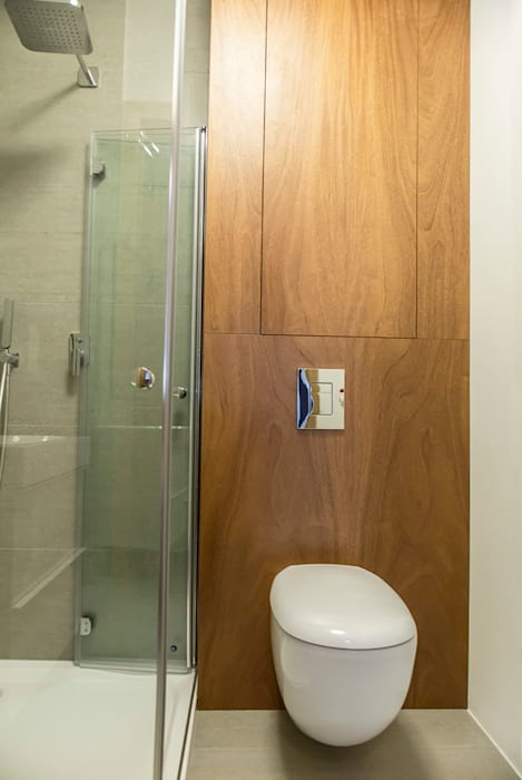 Minimalist style bathroom by Och_Ach_Concept Minimalist