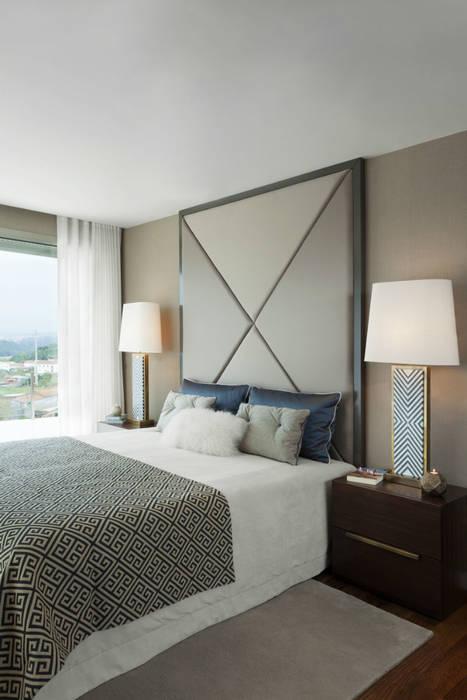 Master Suite Quartos modernos por Ana Rita Soares- Design de Interiores Moderno